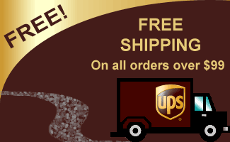 Free Shipping on all orders over $99!
