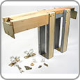 Door Hardware - Pocket Door Frame Kits