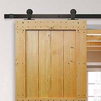 Low Profile Barn Door Track Delaney 3000 Series